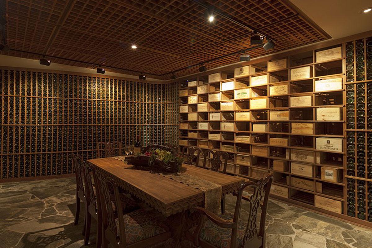 checker board cellar