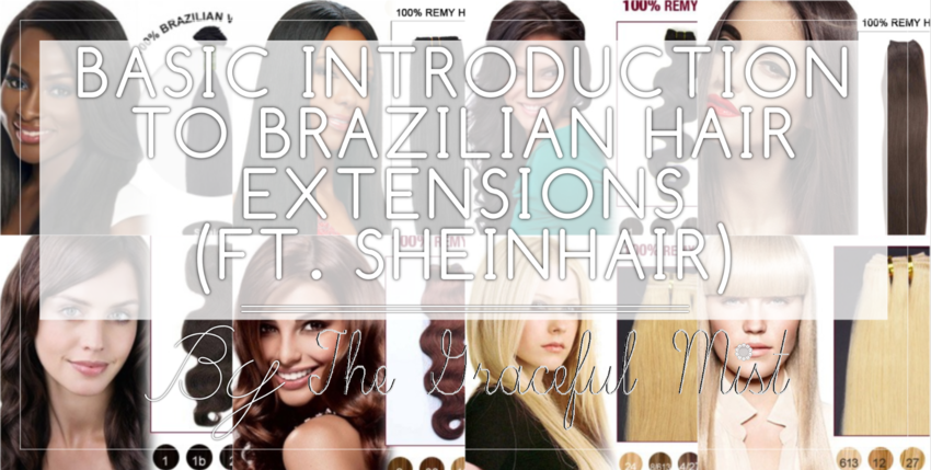 Basic Introduction and Tips on Brazilian Hair Extensions | Published at www.TheGracefulMist.com | Top Beauty, Fashion, Hair, Life, Lifestyle, and Style Blog/Website in the Philippines (@TheGracefulMist) | Filipina Blogger/Freelance Writer