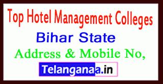 Top Hotel Management Colleges in Bihar