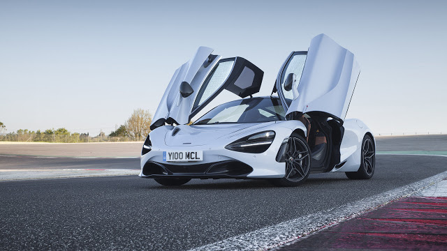 McLaren 720s specifications