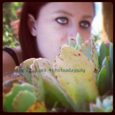 #photoadayjuly Day 20: Eyes