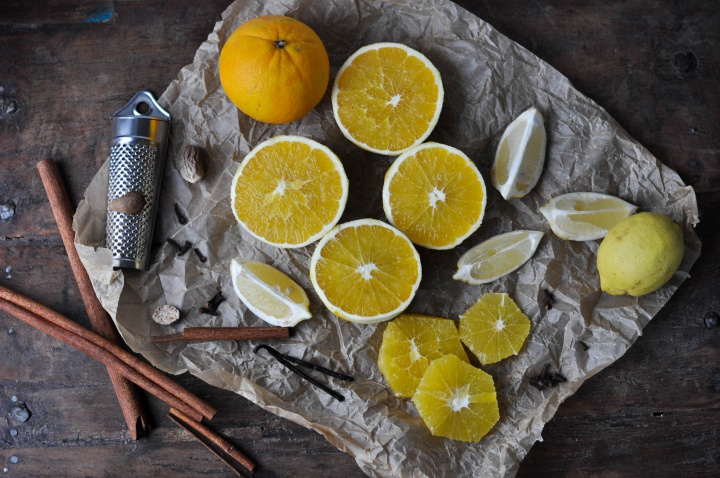 #recipe for #orange #wine, the perfect #drink for the #holidays