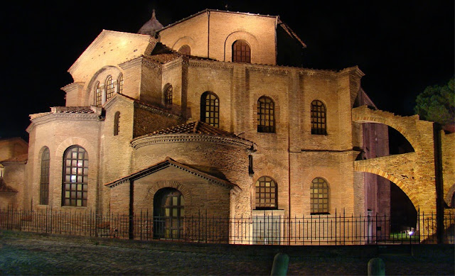 Basílica San Vitale em Ravena