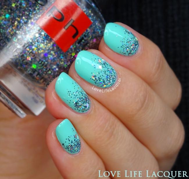 Sophin Cosmetics 329 54 glitter gradient