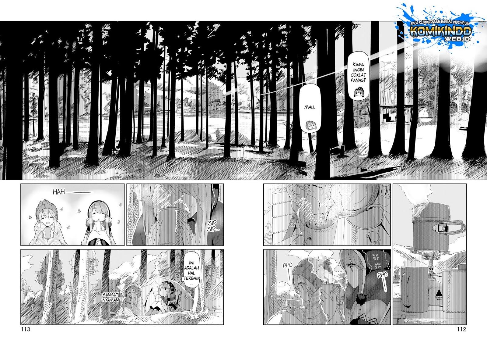 Dilarang COPAS - situs resmi www.mangacanblog.com - Komik yuru camp 011 - chapter 11 12 Indonesia yuru camp 011 - chapter 11 Terbaru 11|Baca Manga Komik Indonesia|Mangacan