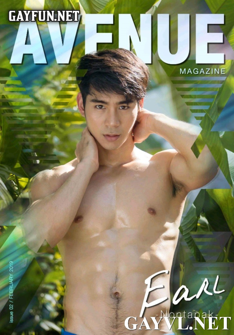 AVENUE issue 2 [PHOTO+CLIP]