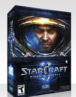 Cara Cheat Code Game PC StarCraft II : Wings of Liberty
