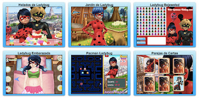 juegos de prodigiosa ladybug