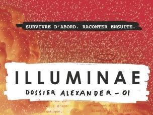 Illuminae, tome 1 : Dossier Alexander de Jay Kristoff et Amie Kaufman
