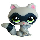 Littlest Pet Shop Blind Bags Raccoon (#2442) Pet