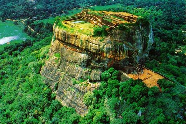 Un destino increíble, Sri Lanka