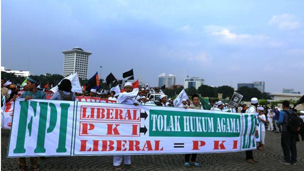 Liberal sama dengan PKI