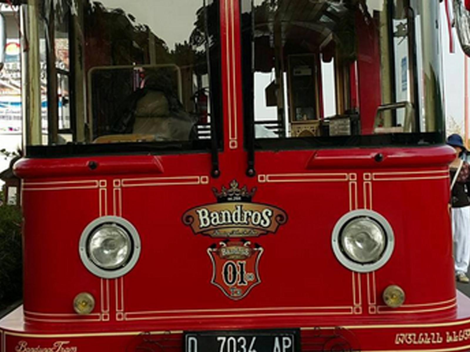 Bus Bandros akan beroperasi kembali Agustus 2016