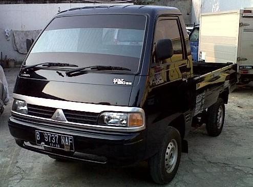 Modifikasi Mobil Pick Up T120ss Gambar Modifikasi Mobil
