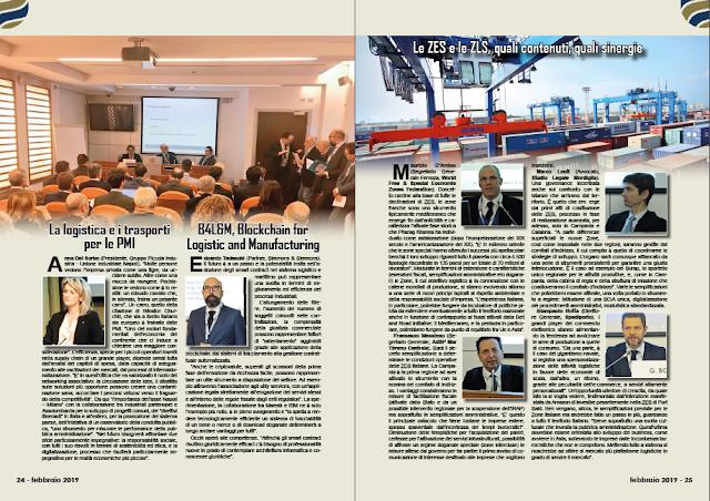 FEBBRAIO 2019 PAG. 25 - Le ZES e le ZLS, quali contenuti, quali sinergie