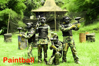 Paintball Dago Dreampark