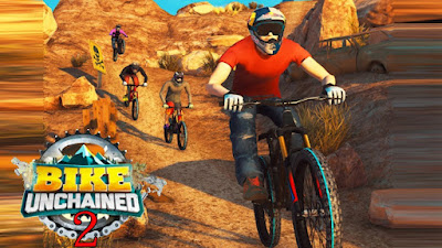 Bike Unchained 2 Mod Apk + OBB Free Download Unlocked unlimited money