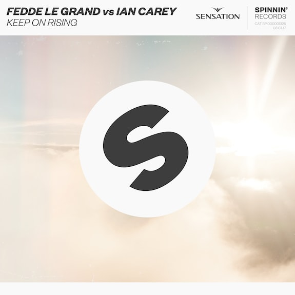Fedde Le Grand Reworks Ian Carey's 'Keep On Rising'