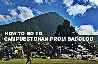 How to go to Campuestohan from Bacolod City