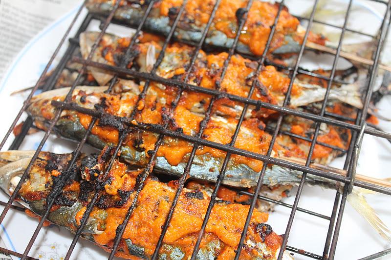 Ikan Percik Merah Kelantan - Azie Kitchen
