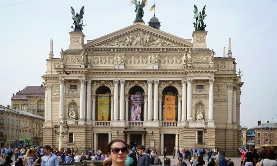 Opera Lwowska - Teatr Wielki