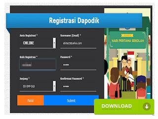 Link Alternatif Unduh Aplikasi Installer Dapodik G5 Lengkap dengan Panduannya