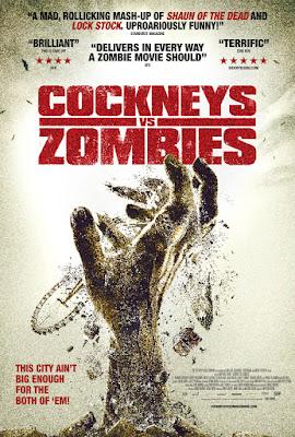 Cockneys vs Zombies Poster
