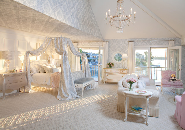Here are the lovely bedroom designs and ideas for your girls bedroom to let  them feel special as a princess. 50 Best Princess Theme Bedroom Design For Girls