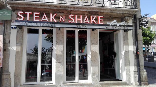 Steak'n Shake [Porto, Portugal]