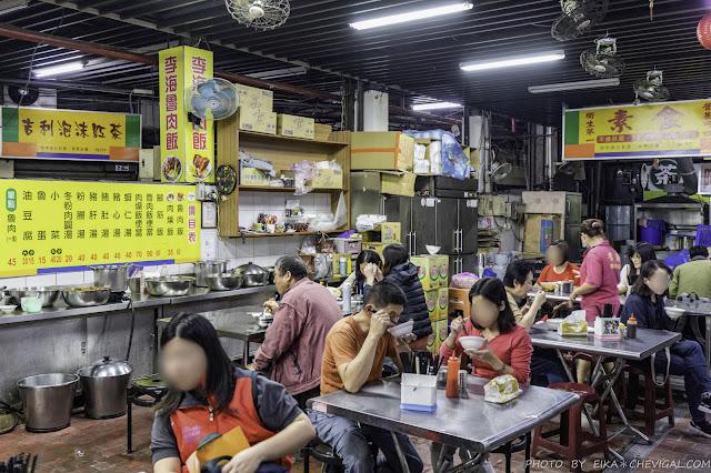 MG 0505 - 李海魯肉飯,凌晨3點依舊燈火通明的人氣小吃,口味看人吃,價格沒那麼可愛