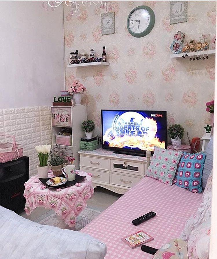 Mempercantik Ruangan Rumah Dengan Hiasan Dinding Shabby