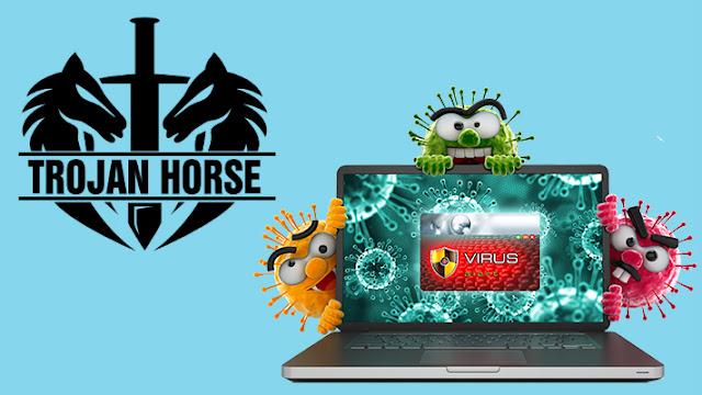 تروجان (Trojan) او بحصان طروادة