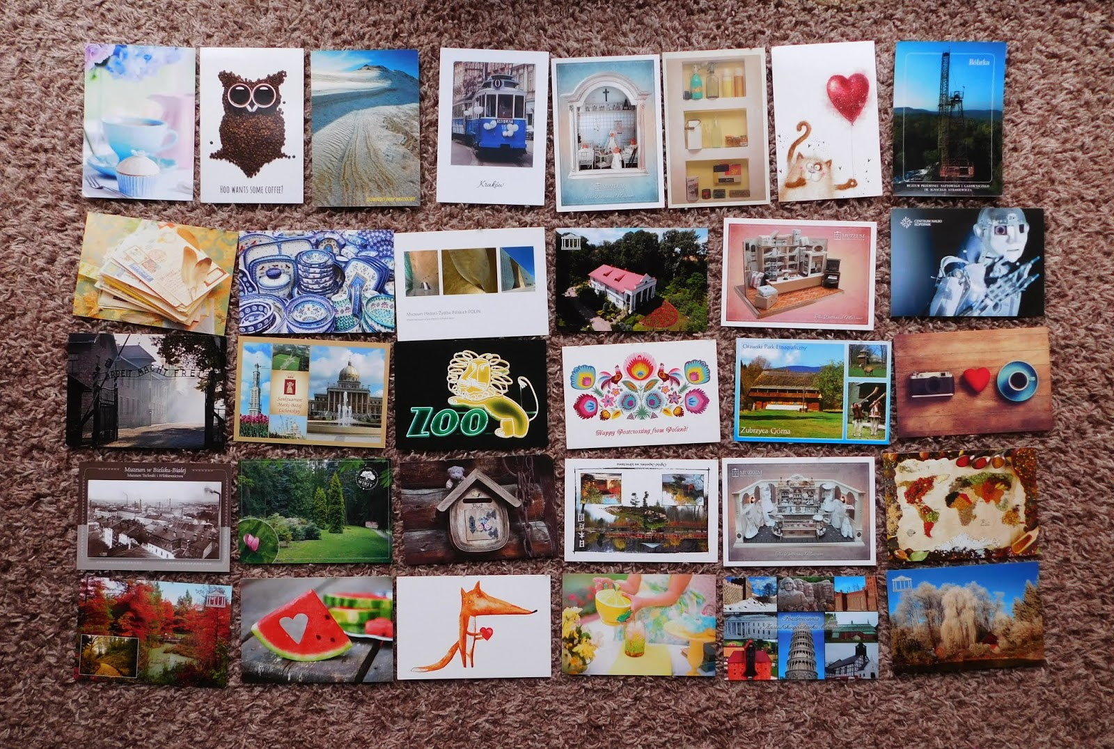 Sawatka: Gdzie kupić pocztówki? Sklepy internetowe i nie tylko