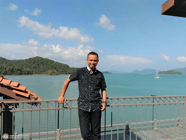Resorts World Langkawi, Laut Andaman, Khir Khalid,