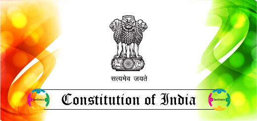 Indian Constitution MCQs Study Notes