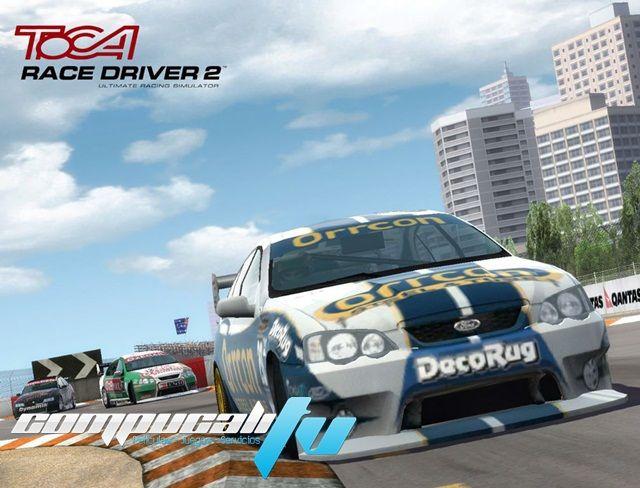 ToCA Race Driver 2 PC Full Español