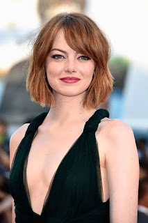 best-women-haircuts-for-round-face-brunette