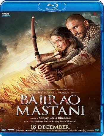 Bajirao Mastani 2015 Hindi BluRay Download