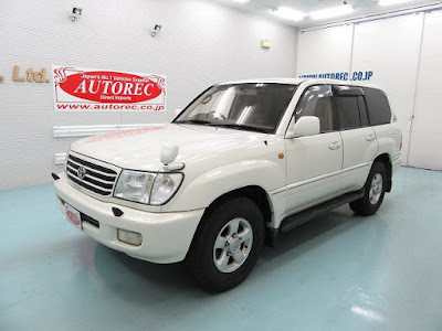 19622T3N8 1998 Toyota Landcruiser VX Limited 4WD