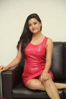 Shipra Gaur in Pink Short Micro Mini Tight Dress ~  Exclusive 010.JPG