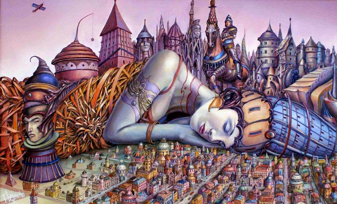 famous surreal artists - 700×430