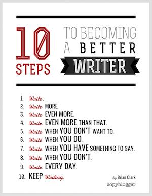 Cara Menjadi Penulis