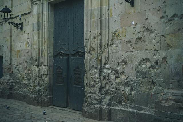 サン・フェリペ・ネリ教会(Iglesia Sant Felip Neri)