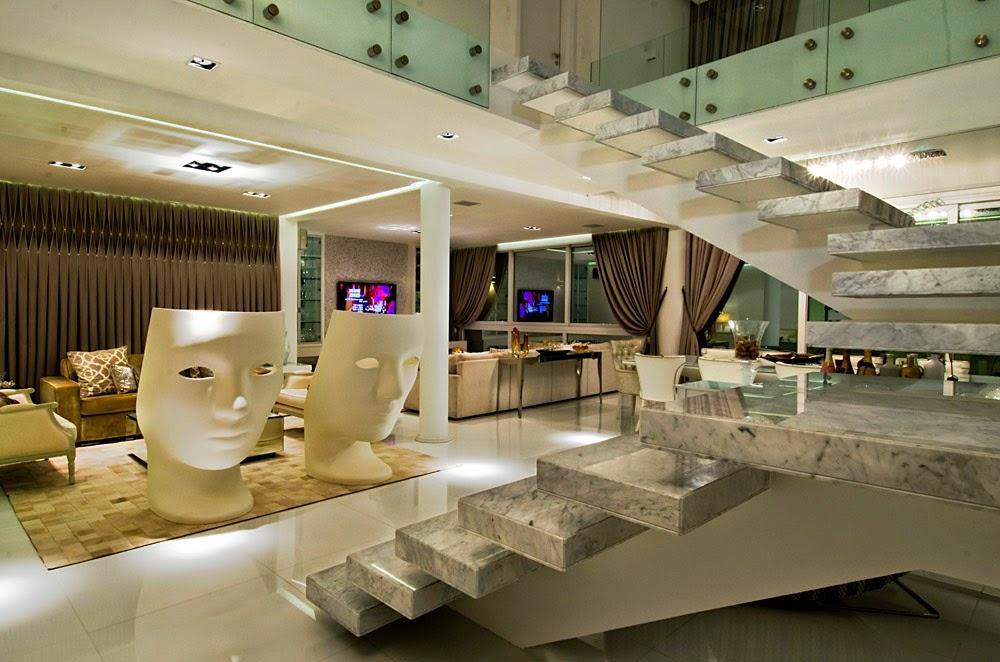 Mármore Carrara  tendência na moda e objeto desejo na decoração! Veja ambien -> Cuba Para Banheiro Joli