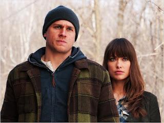 Olivia Wilde and Charlie Hunnam - Blackbird Movie