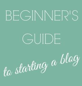 How To Start a Blog – Beginner's Guide for 2019
