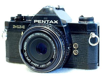 Pentax MX, SCM Pentax-M 40mm f/2.8