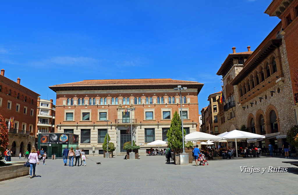 Plaza de San Juan, Teruel