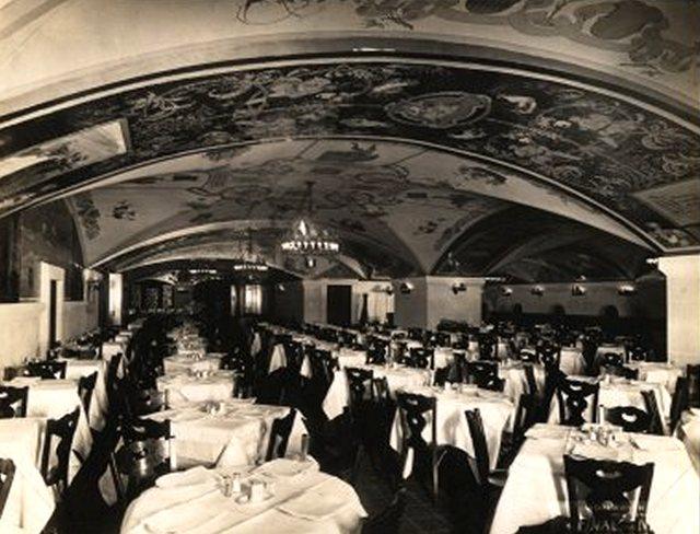 Restaurants Images 1950s