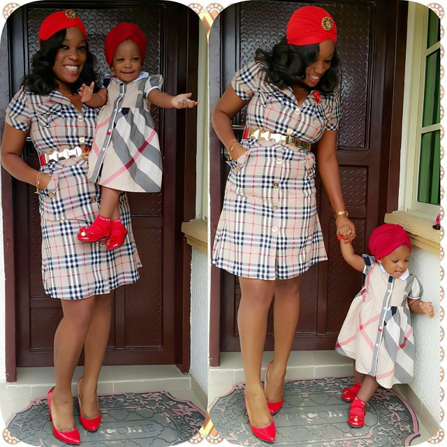 Image result for mini me ankara collection